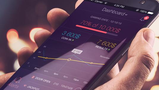 Sur une interface mobile, les utilisateurs comprennent-ils les mots, le code couleur, les actions possibles sur cette page ?